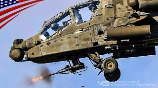 Video AH-64D Apache Longbow Helicopters Weapons Load & Gunnery MP3, 3GP, MP4, WEBM, AVI, FLV Januari 2019