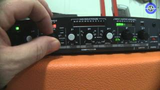 Video Alesis 3632 Budget Compressor Review MP3, 3GP, MP4, WEBM, AVI, FLV Desember 2018