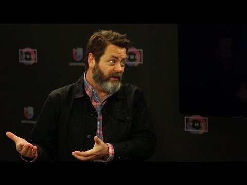 Nick Offerman Knows The True Meaning Of Manliness