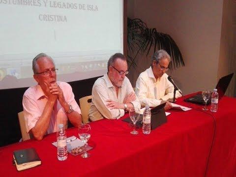 Charla sobre Expresiones Isleñas (Juan Miguel Estévez)