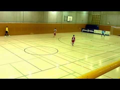 09.02.2014 E1-Jugend SC LWL 05 vs SF Siegen 4:4 (Hydrophon-Hallencup SV Brachthausen/Wirme) (видео)