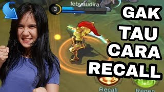 Video 1 BULAN MAIN ML ,CEWEK KU GAK TAU APA GUNANYA RECALL !!! - Mobile Legend Indonesia MP3, 3GP, MP4, WEBM, AVI, FLV Januari 2019