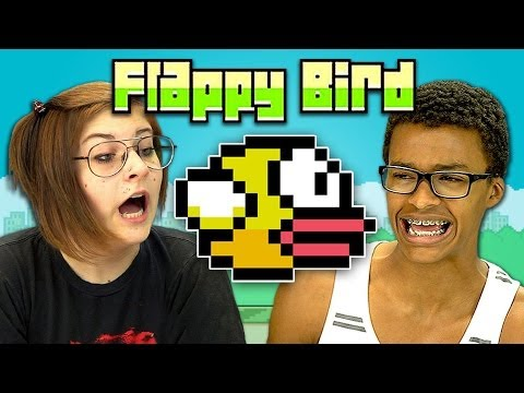 reactions - Flappy Bird Bonus Reactions : http://goo.gl/LQxRhn NEW Vids Sun, Tues & Thurs! Subscribe: http://goo.gl/nxzGJv Support TheFineBros channel! Get FREE ANIME! h...