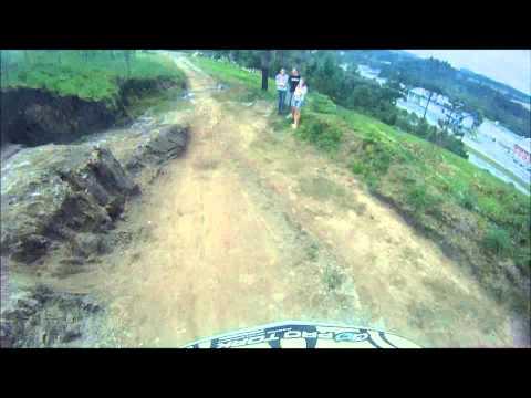 2 Etapa do catarinense de downhill em mafra SC, 7/04/2013