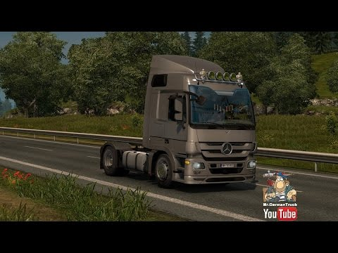 Physics Mod for ETS2 v1.23