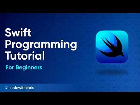 Swift Programming Tutorial for Beginners