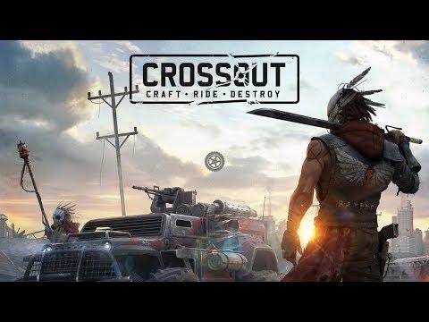 Tahle hra že je ZDARMA? - Crossout - Úžasná Free Hra