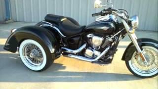 6. Review: 2011 Lehman Storm Trike Kawasaki Vulcan 900 Classic!