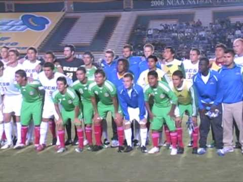 UCSB Celebrates Hispanic Heritage Month: MSOC: Highlights vs. U-17 Mexican National Team