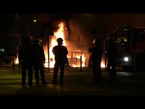 Γαλλία: Συνεχιζονται τα επεισόδια στη Νάντη