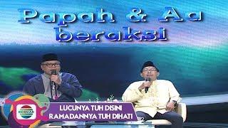 Video Papah dan Aa Beraksi: Pencerahan 'Teman' ala Papah Jarwo | Lucunya Tuh Disini, Ramadan Tuh Dihati MP3, 3GP, MP4, WEBM, AVI, FLV Oktober 2018
