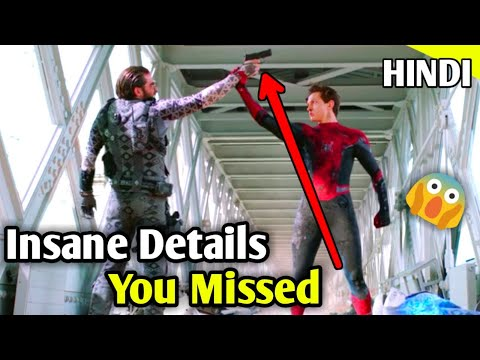 30 Things You Missed In Spider-man: Far From Home [Explained in Hindi]