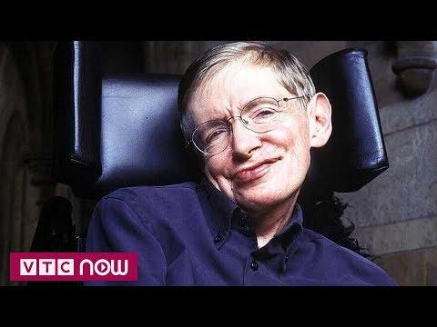 Stephen Hawking: Niềm cảm hứng của Paralympic 2018 | VTC1 - Thời lượng: 68 giây.