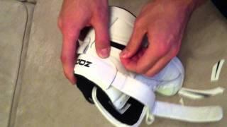 W taki sposób Chińczycy przemycają podrobione buty! Ci to mają patenty!