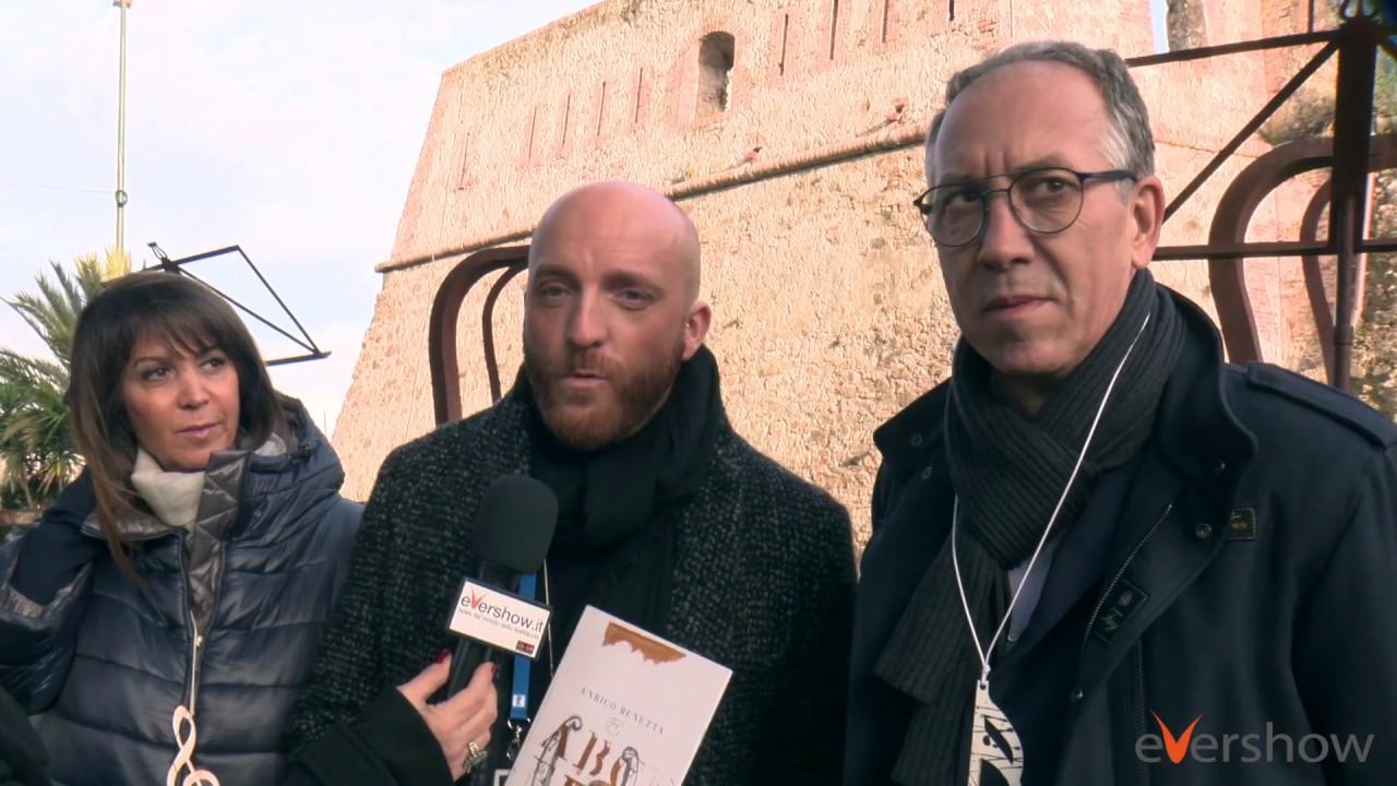 """ENRICO BENETTA """"PAROLE NOTE"""" PER LE VIE DI SANREMO"""