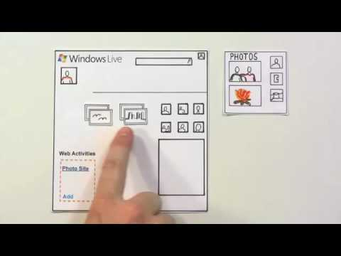 windowslive - A custom video produced for the new and improved Microsoft Live.com.