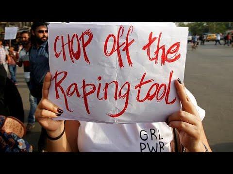 Μάστιγα οι βιασμοί στην Ινδία