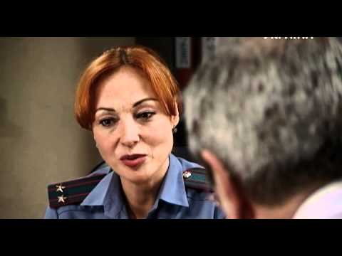 feet under table - The clip from Russian serial 'Gluhar-3' (39s), actress Victoria Tarasova as police-woman change high heels shoes under the table while she talk with men.