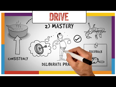 Watch 'Drive (Daniel Pink) - Summary, Review & Implementation Guide (ANIMATED) - YouTube'