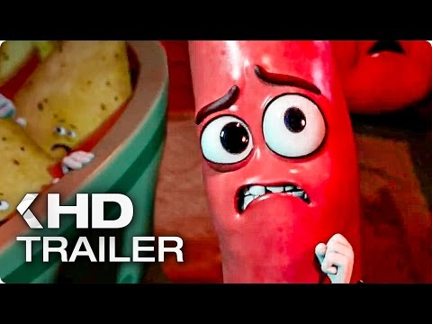 Trailer - Sausage Party... mi viene fame