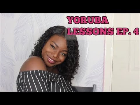 Yoruba Lessons Ep 4: Verbs + Doing Words ||  Let's Learn Yoruba!