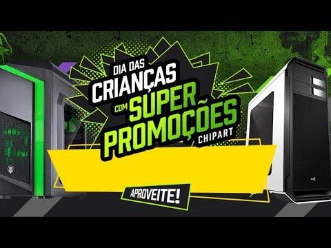 Chipart - PROMOÇÃO DIA DAS CRIANÇAS!!