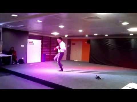 Solo Dance at IBM Talent Hunt 2015 - Dattatreya [HD] (видео)