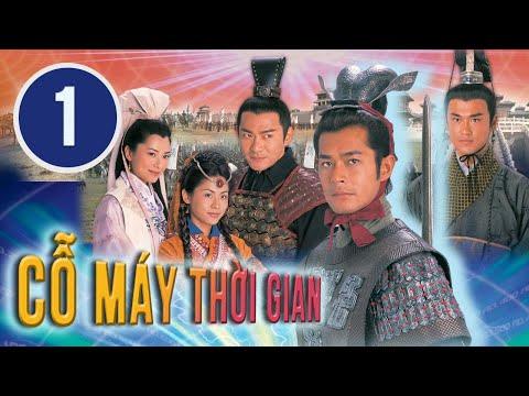 Cỗ máy thời gian 01/40 (tiếng Việt), DV chính:Cổ Thiên Lạc, Tuyên Huyên; TVB/2001 - Thời lượng: 43:06.