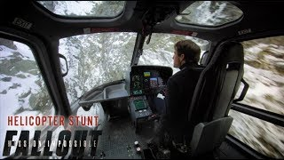 Video Mission: Impossible - Fallout (2018) - Helicopter Stunt Behind The Scenes - Paramount Pictures MP3, 3GP, MP4, WEBM, AVI, FLV Mei 2018