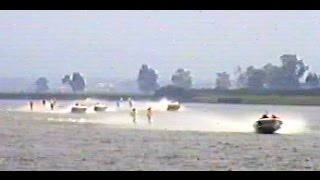 Boats like Showdown, KT Marine, Desperado, heaps of over trimmed Lab Boats and many more, check out this old school footage !