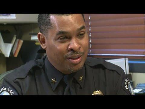 Prior Lake interim police chief's inspiring story