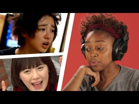Video Americans Watch K-Dramas For The First Time download in MP3, 3GP, MP4, WEBM, AVI, FLV January 2017
