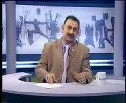 Funny Arabic News Anchor