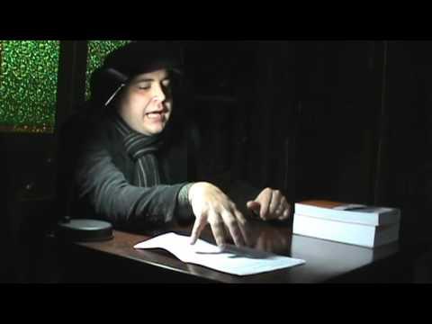 "Palestra sobre o conto ""O Anjo Rafael"" de Machado de Assis"