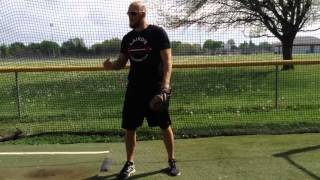 Ball Pickup Drill for Balance and Stability: Best Pitching Drills