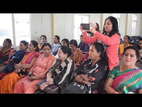 वादे कर देश को ठगने का काम कर रही भाजपा : श्रीमती परविन्दर कौर. SKM NEWS