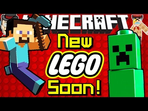 brand new - 6 NEW SETS! From Caves to Creative and at a wide range of prices, a huge new Minecraft Lego series is coming soon! The Chaps discuss the exciting news! Forums: http://forums.gamechap.net Twitter:...