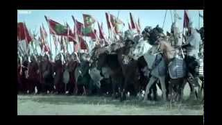 Battle of Mohacs from Turkish TV series