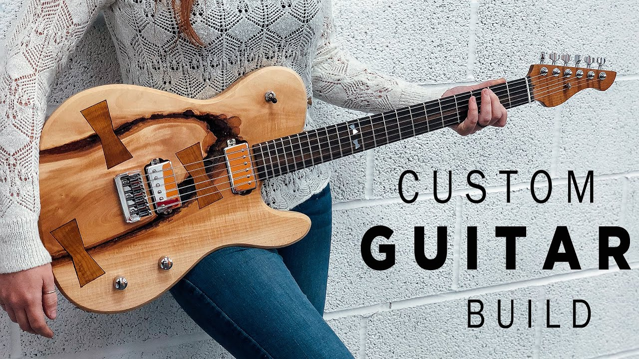 Building a Custom Guitar with Matt Cremona and Crimson Guitar