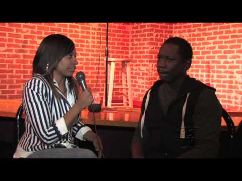 Real Scene TV: Guy Torry