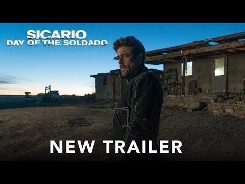 Sicario: el día del soldado - SICARIO: DAY OF THE SOLDADO-Official Trailer #3?>