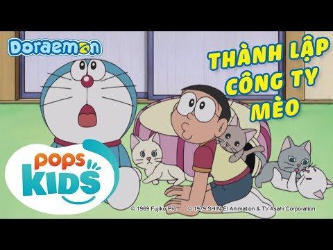 [S6] Doraemon Tập 267 - Ngôi Nhà Thể Thao Bắt Buộc, Thành Lập Công Ty Mèo - Hoạt Hình Tiếng Việt - Thời lượng: 22:00.