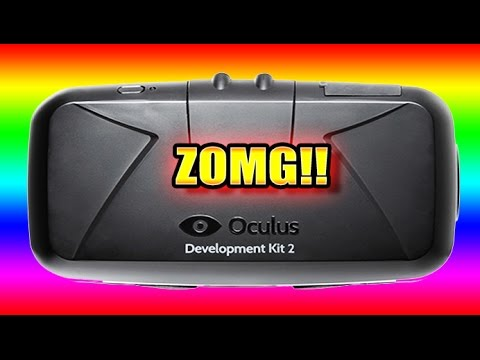 brand new - The Ksicgames brings us the Oculus Rift DK2! This is Virtual reality like you've never seen it before! Smack the HELL out of the LIKE button to show your support! DIRECTOR'S CHANNEL:http://www.you...