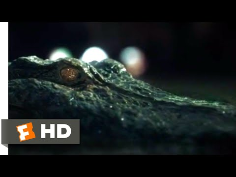 Crawl (2019) - Cops vs. Gators Scene (3/10) | Movieclips