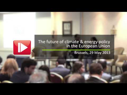 The future of climate & energy policy in the European Union [TRAILER]