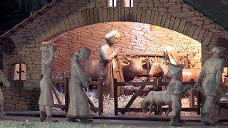 Mohelnický betlém byl slavnostně požehnán