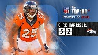 #52: Chris Harris Jr. (CB, Broncos) | Top 100 NFL Players of 2016 by NFL