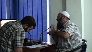 Falemi me një Xhami të vjetër - Hoxhë Bekir Halimi