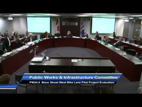 Public Works and Infrastructure Committee - October 18, 2017 - Part 2 of 2 (видео)
