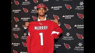 NFL Draft 1st Round Picks (1-32) | Full Highlights
